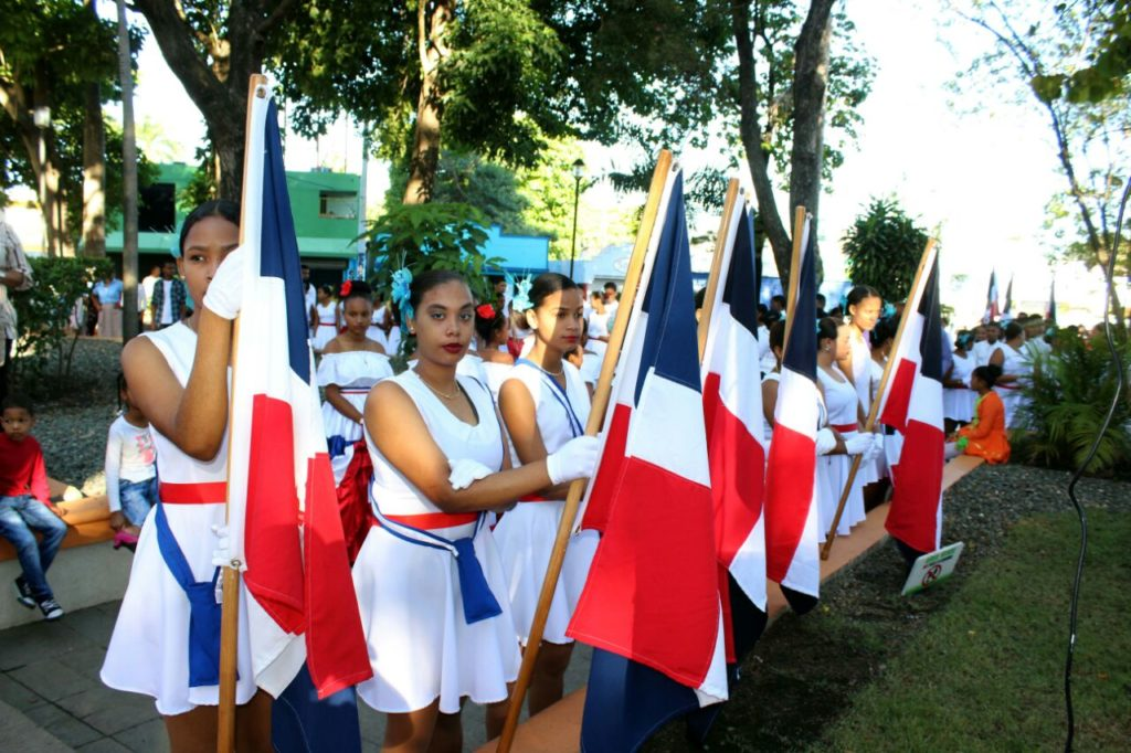 Comité de Efemérides LMF celebra 174 Aniversario de la Independencia Dominicana