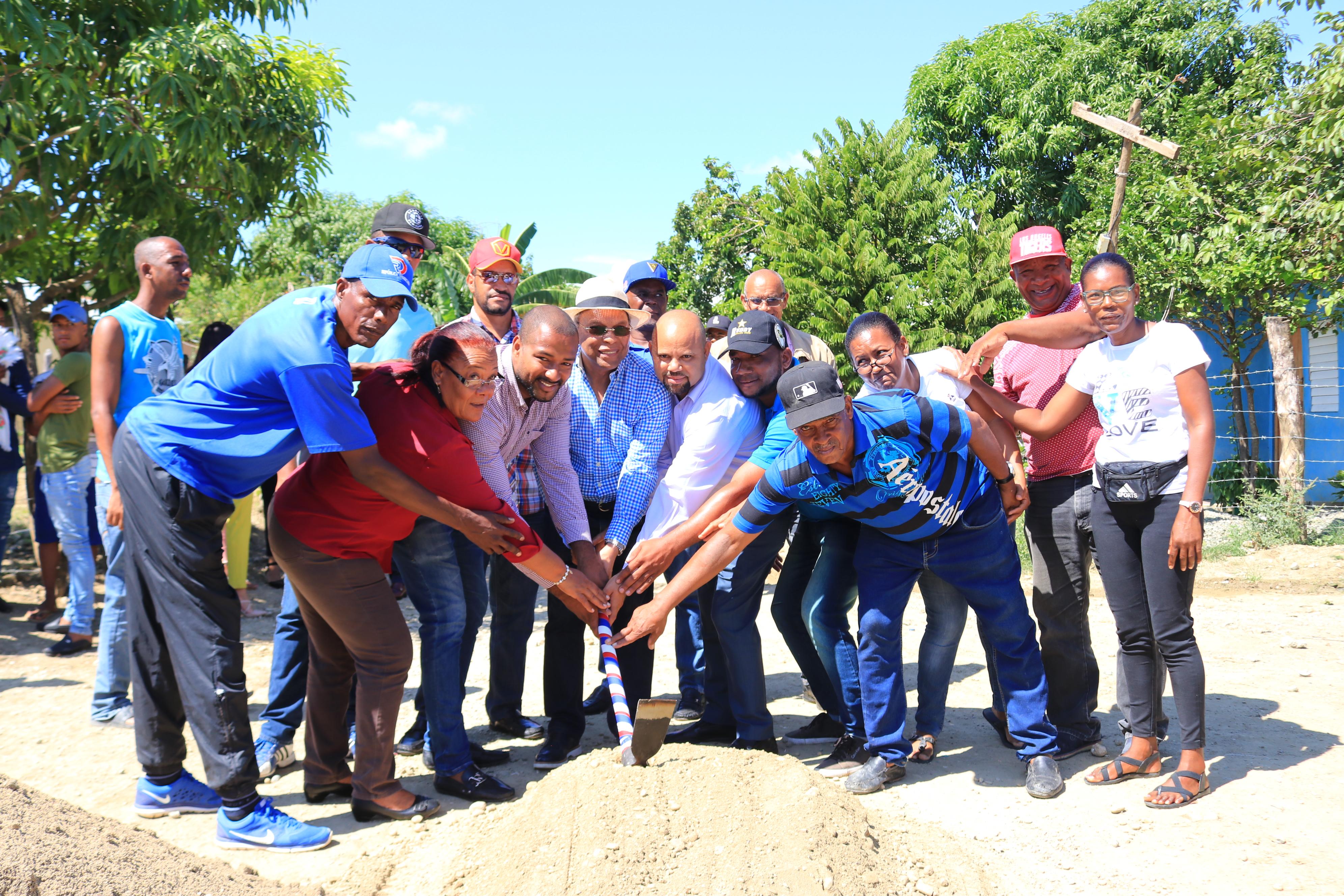 Construcción de Contenes Villa Esperanza
